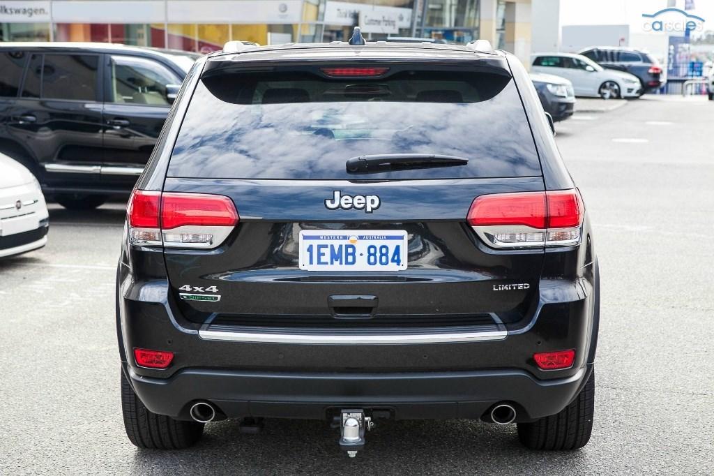 Wk2 Australian Mopar Tow Bar Install Jeep Garage Jeep Forum