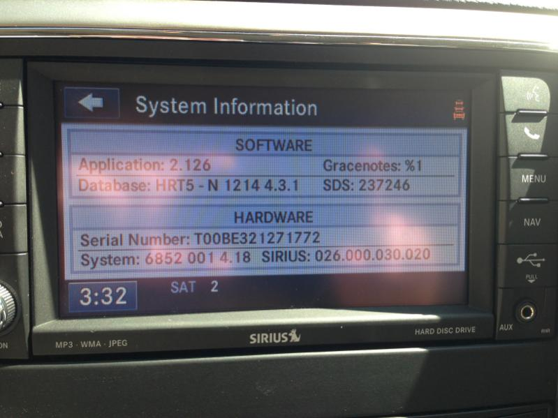 New Software Application MyGIG Update RHR-RHW-RHP 2 136*** | Page 4