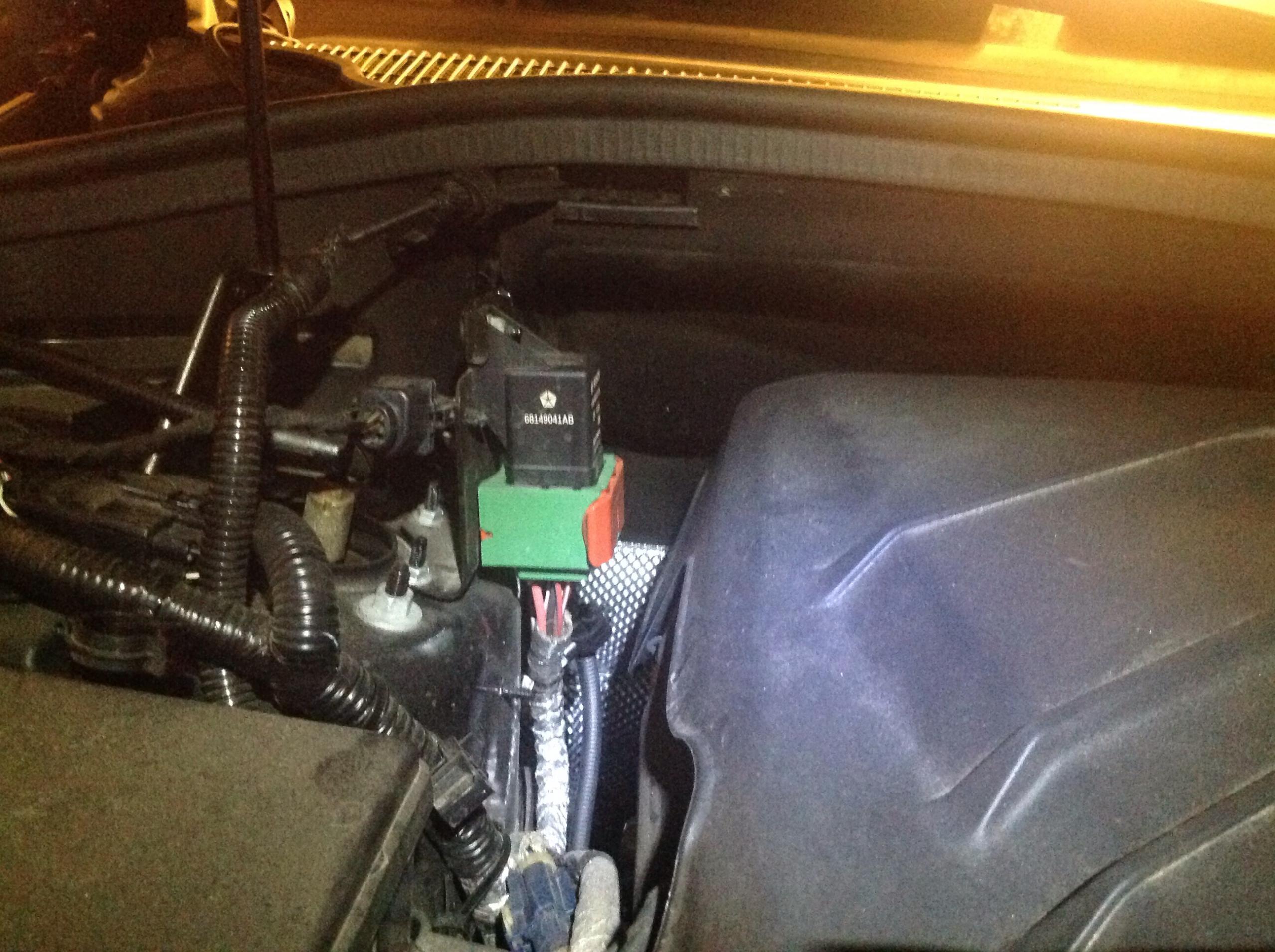 Eco Diesel Engine Block Heater Jeep Garage Jeep Forum