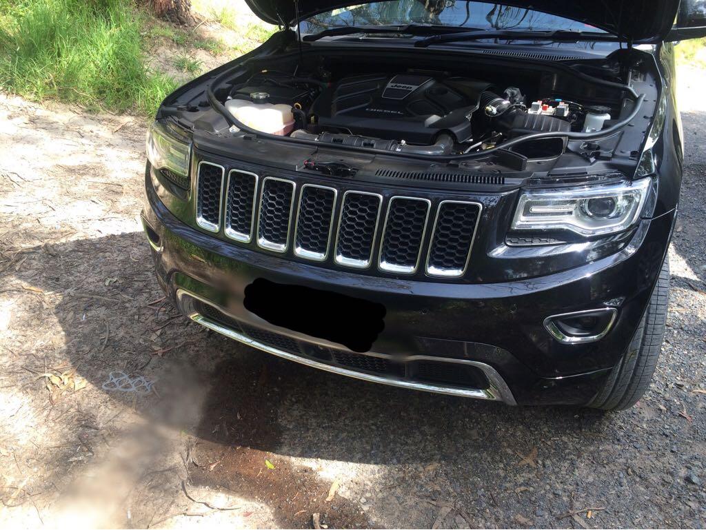 my2014 GC diesel overheating?   Jeep Garage - Jeep Forum