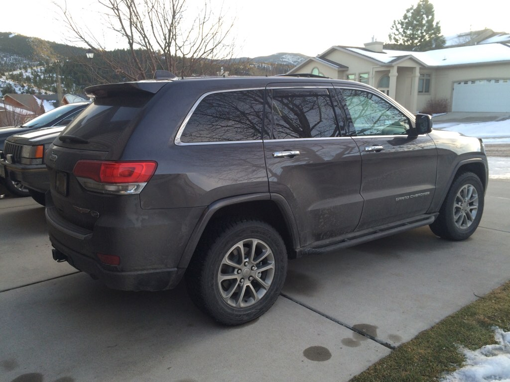 2014 Gc Roof Rail Removal Jeep Garage Jeep Forum