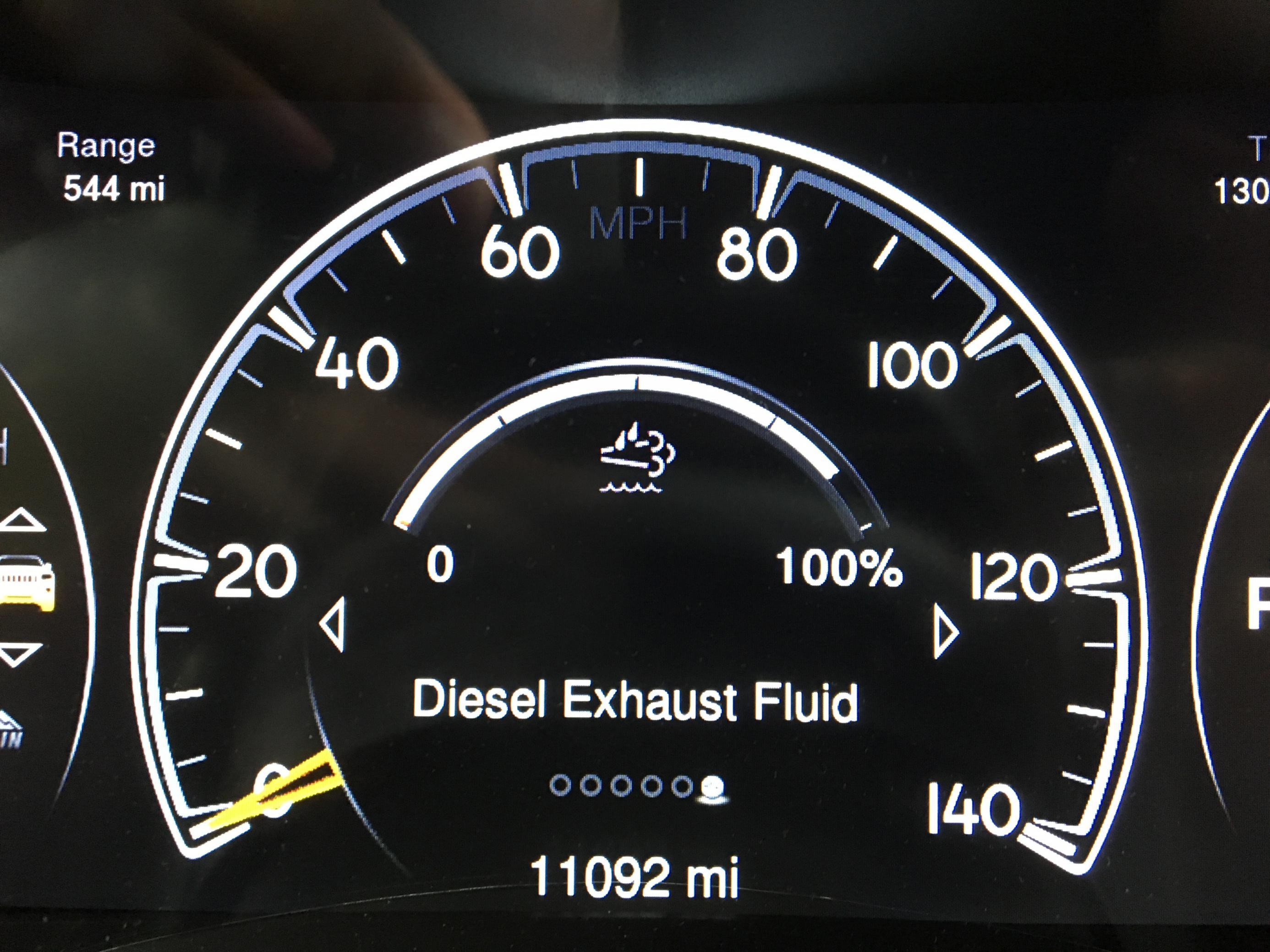 Def Gauge Calibration Jeep Garage Jeep Forum