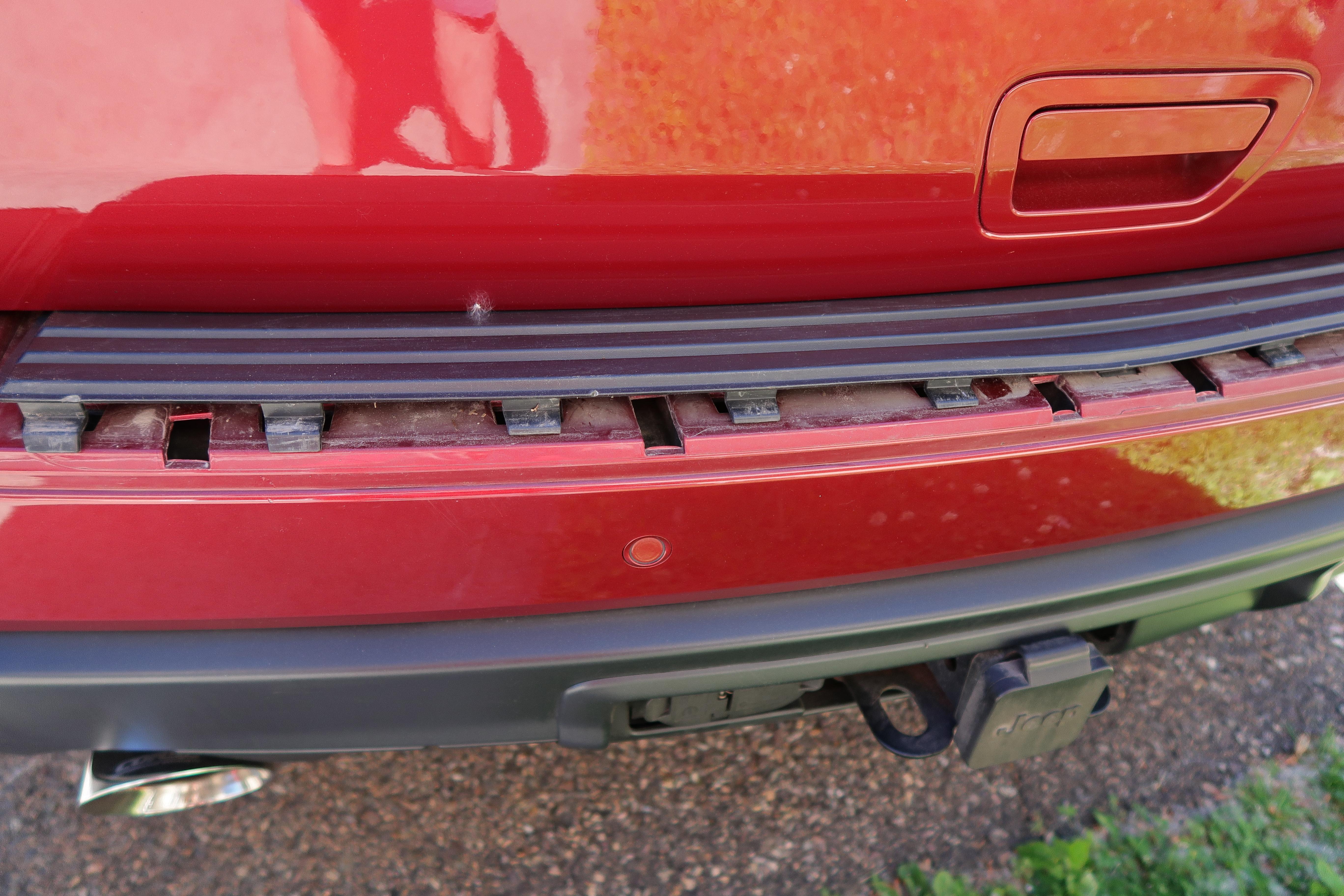Rear Bumper Step Pad Removal Jeep Garage Jeep Forum