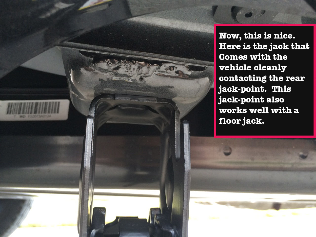Floor Jack Lift Points Page 3 Jeep Garage Jeep Forum