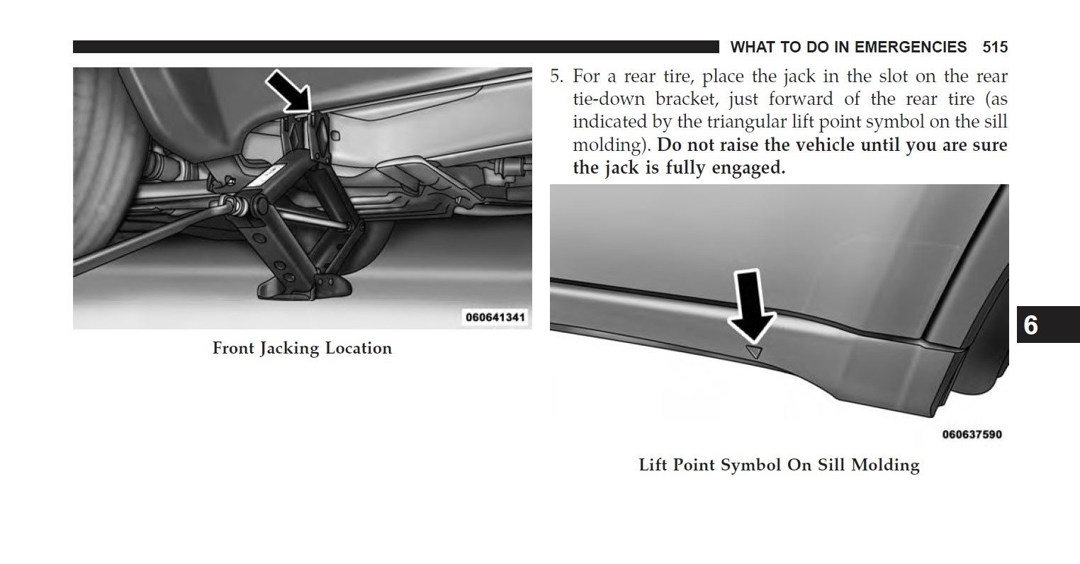 Positioning Jack Stands On The Wk2 Jeep Garage Jeep Forum