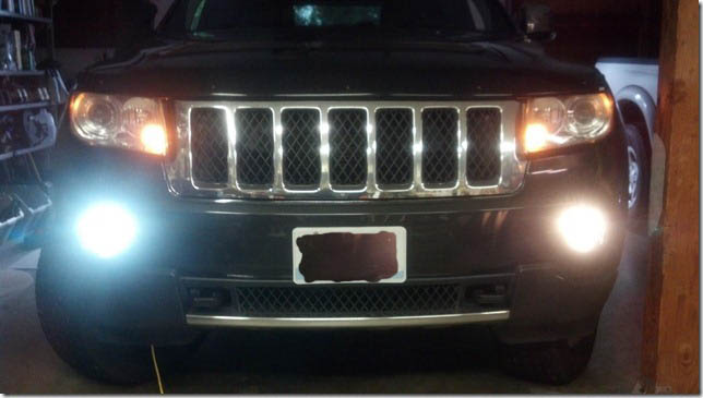 What Bulb Is In The Wk2 Fog Light Page 2 Jeep Garage