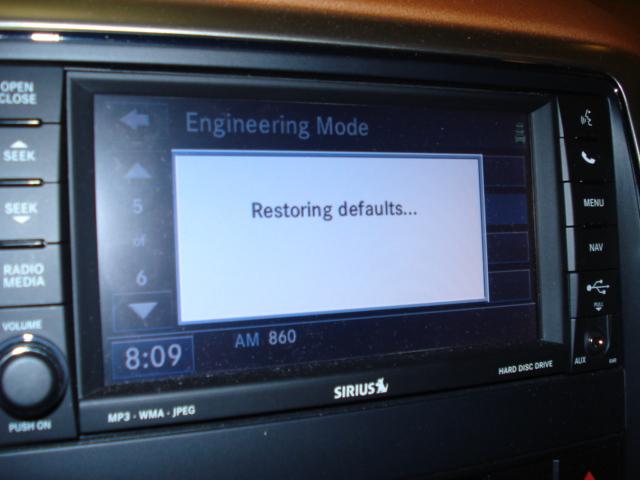 730N RHR - Lost Nav - Diagnostic Help? | Jeep Garage - Jeep Forum