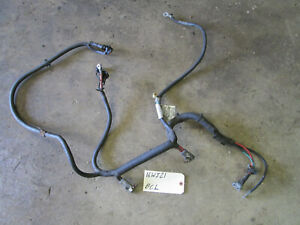 [DIAGRAM_4FR]  Battery Cable Harness | Jeep Garage - Jeep Forum | Cherokee Battery Wiring Harness |  | Jeep Garage