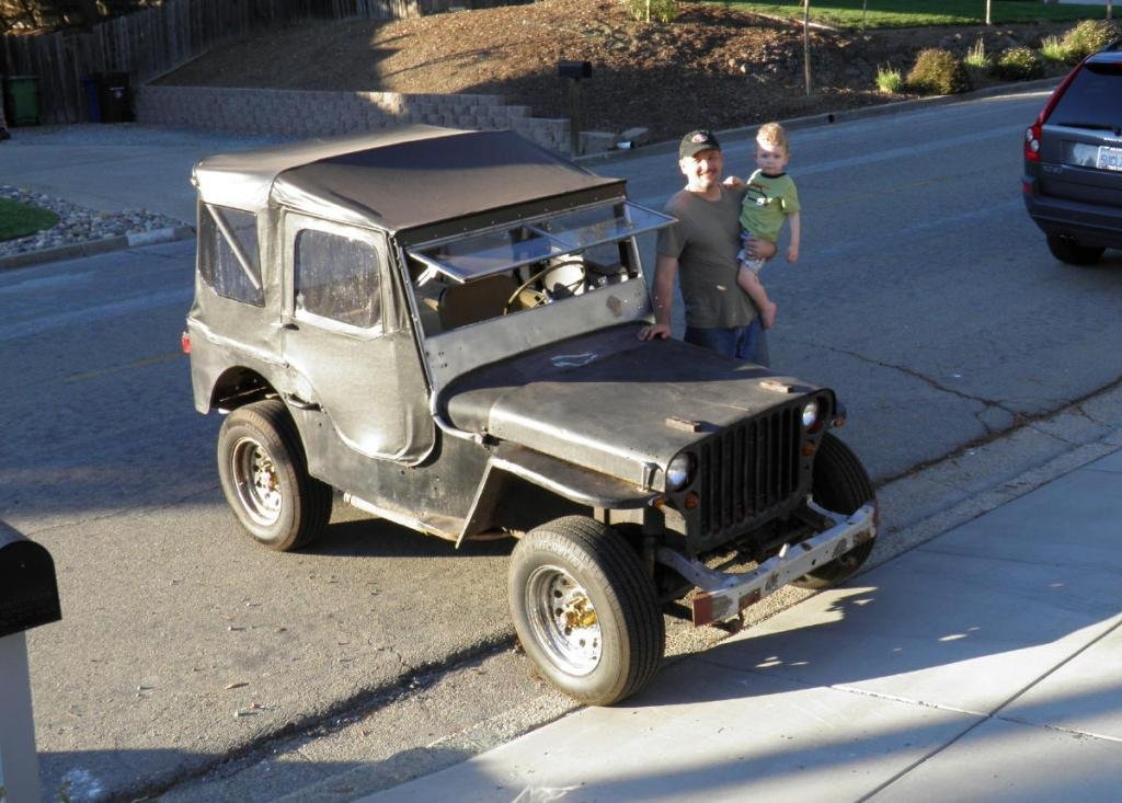 Showcase cover image for Beers's 1943 Willys Jeep MB