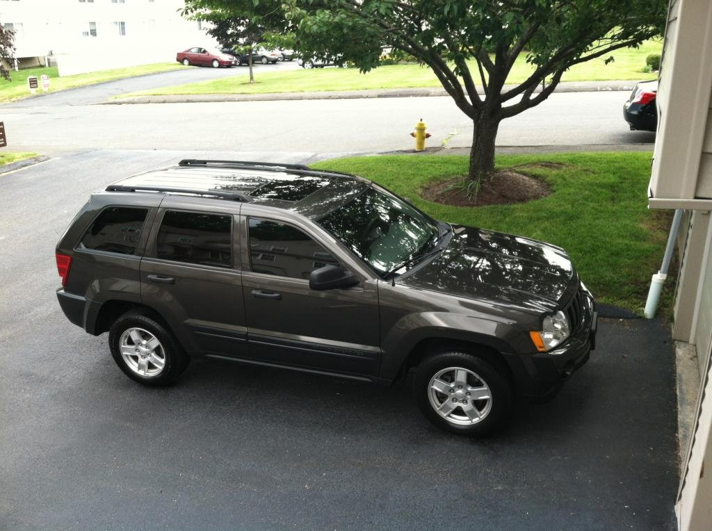 Showcase cover image for DKDunn's 2005 Jeep Grand Cherokee