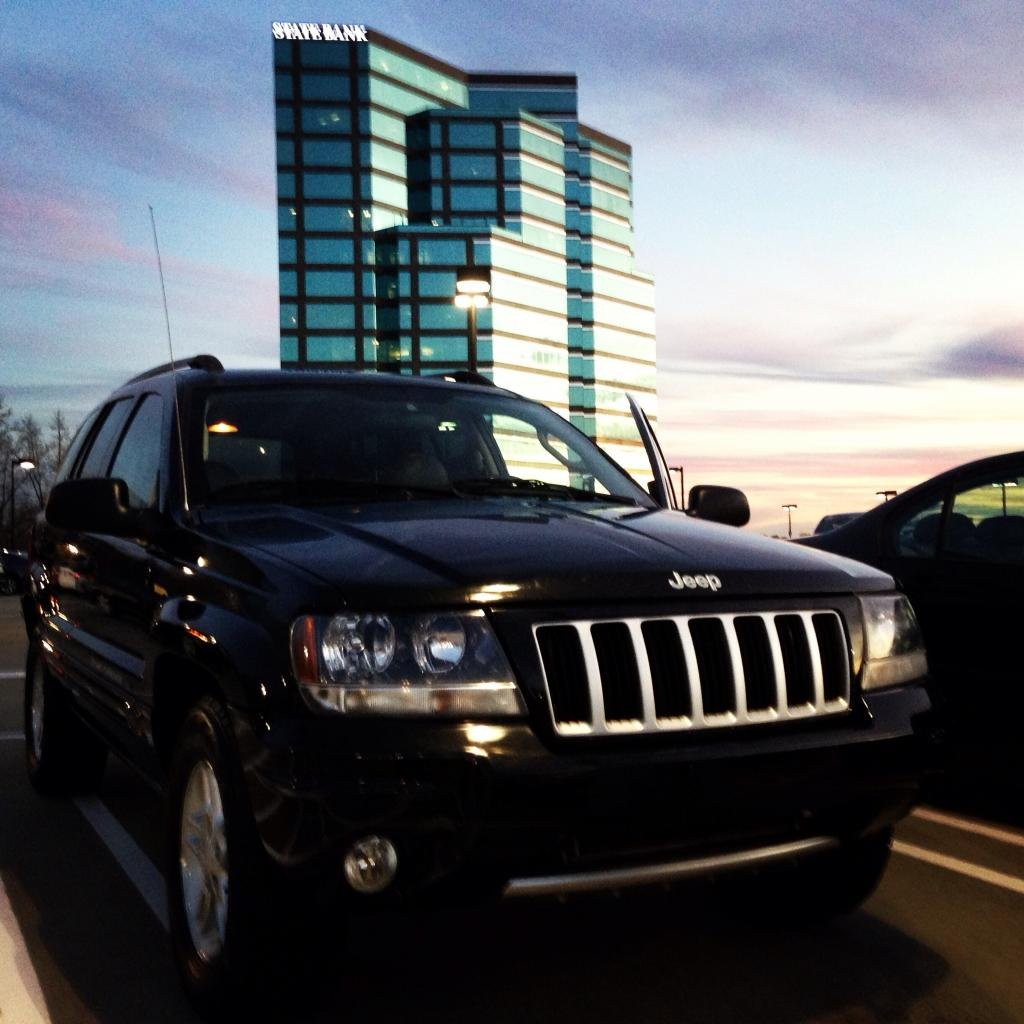 Showcase cover image for Flynnjamin's 2004 Jeep Grand Cherokee limited