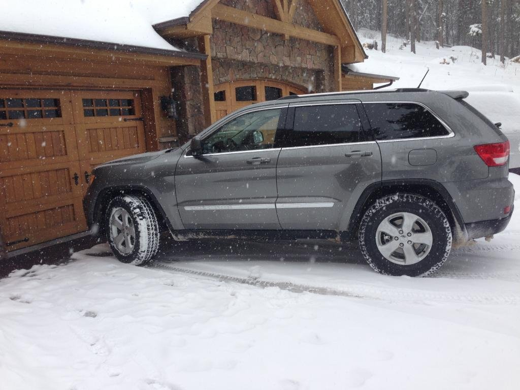 Showcase cover image for Grand Cherokee 5.7L Hemi