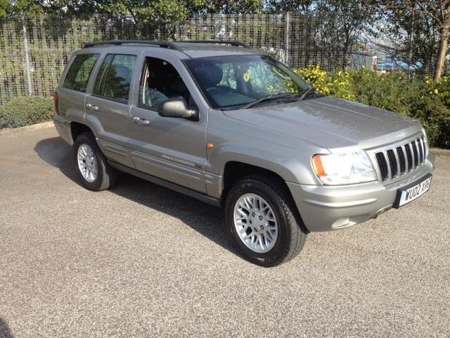 Showcase cover image for jimbar1's 2002 Jeep grand cherokee limited