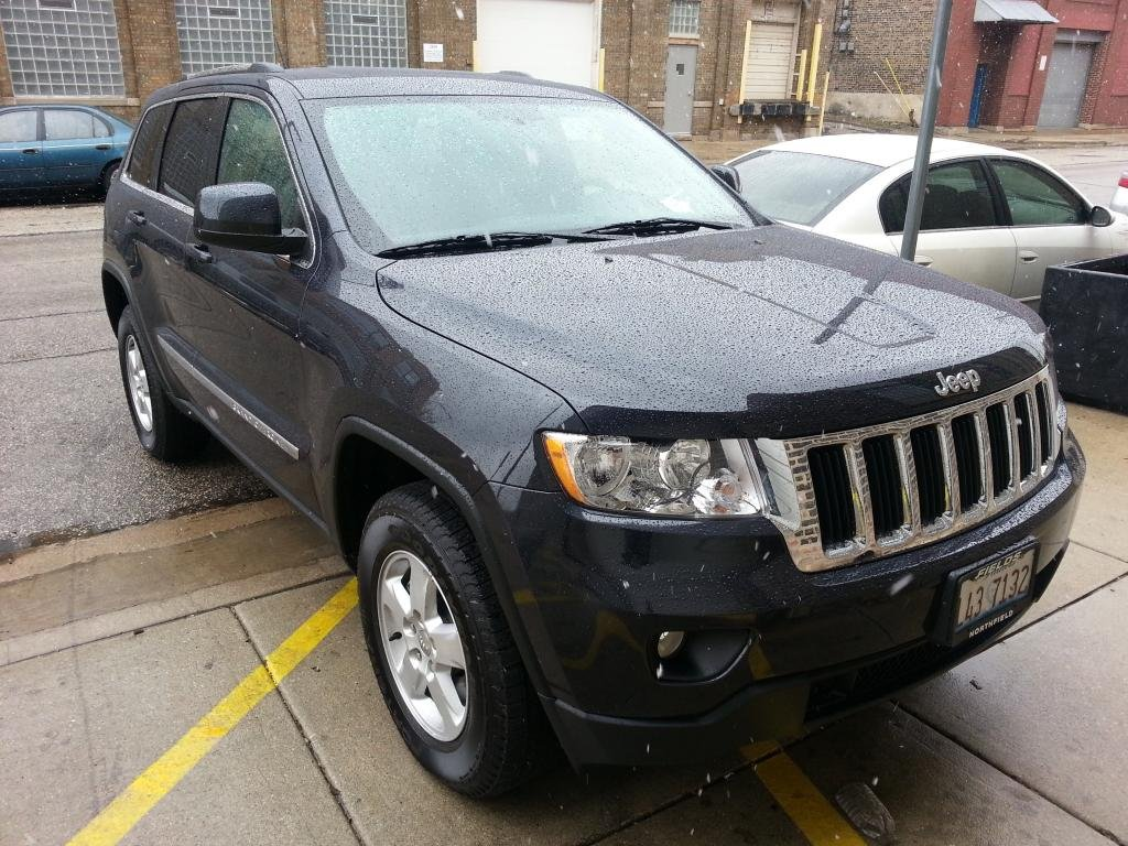 Showcase cover image for KevinD's 2013 Jeep Grand Cherokee