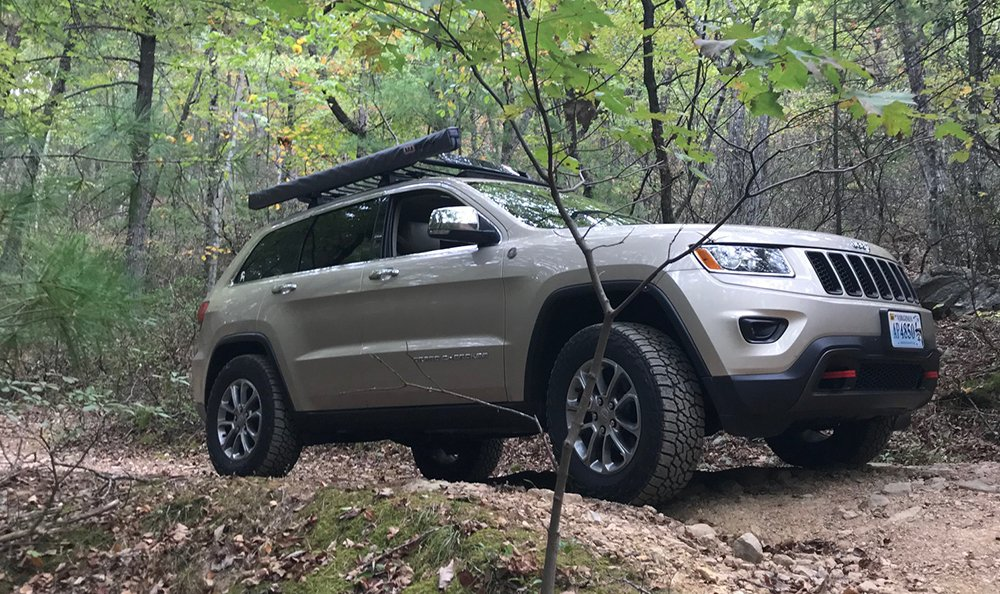 Overland Build