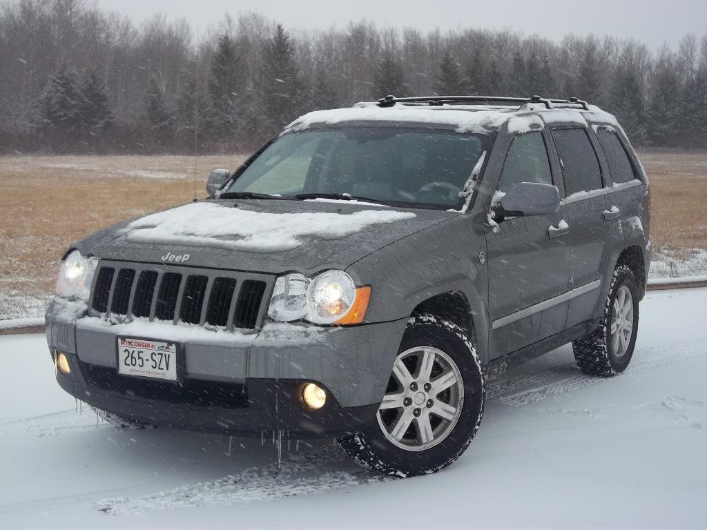 Showcase cover image for SilentDrifterGT's 2008 Jeep Grand Cherokee