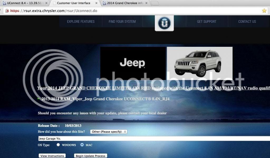 UConnect 8 4 International / Export | Jeep Garage - Jeep Forum