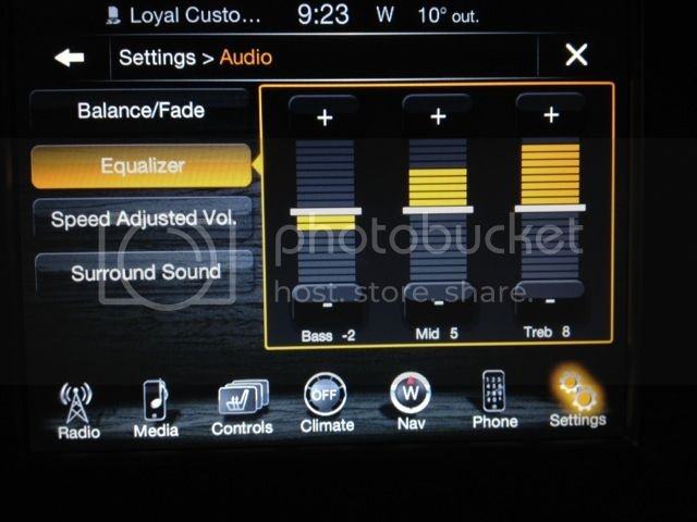 Best equalizer settings? | Jeep Garage - Jeep Forum