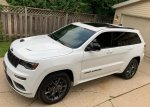 thefathunk's 2019 Jeep Grand Cherokee Limited X