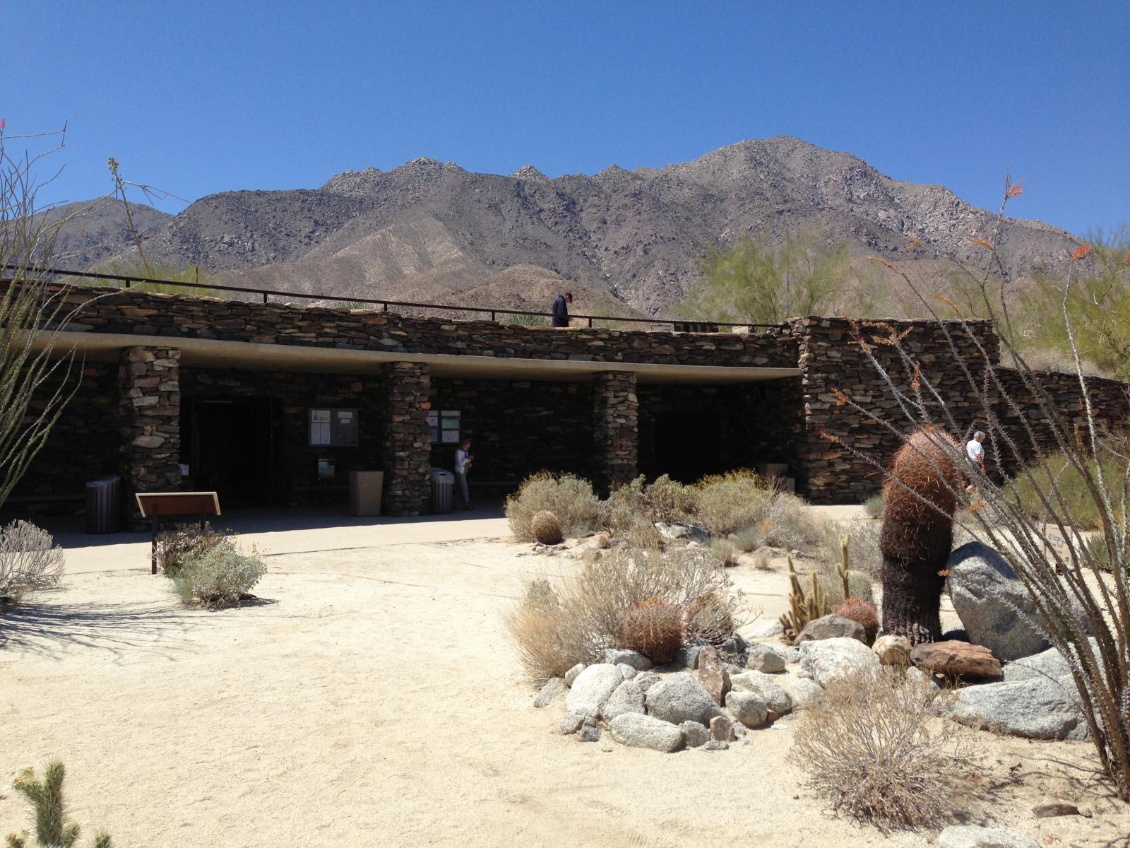 Anza Borrego - Visitor Center