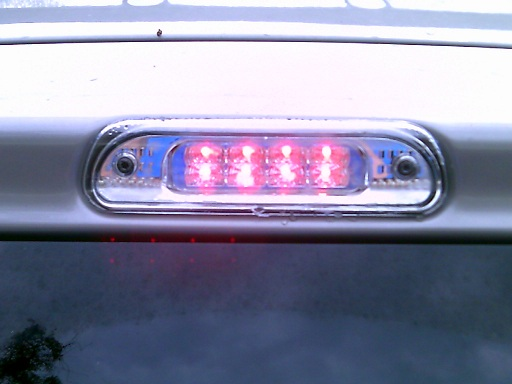 New 3rd Brake Light