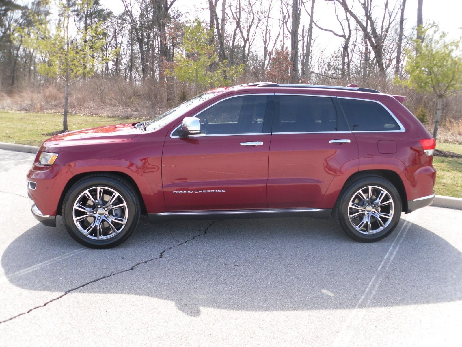 2015 Jeep Grand Cherokee Bolt Pattern New Ideas
