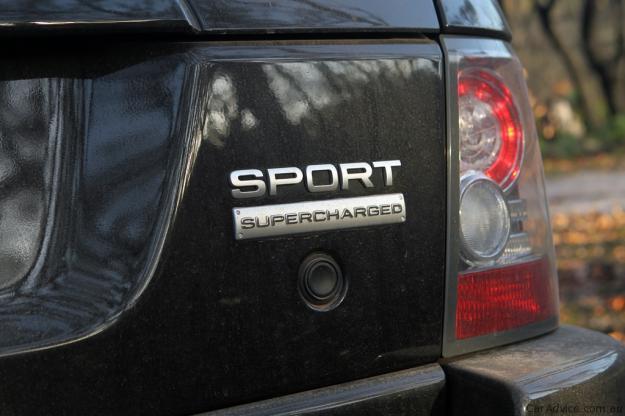 RR Sport Rear End 2010
