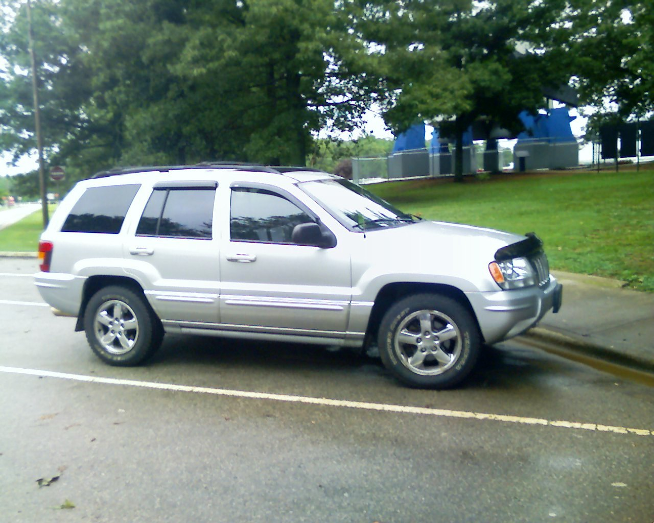 When I first got her in '07